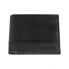 L6022 Leather Zippo wallet