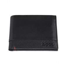 L6023 Leather Zippo wallet