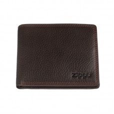 L6028 Leather Zippo wallet
