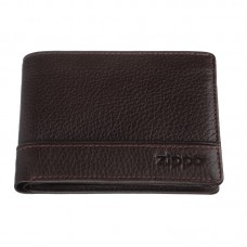 L6053 Leather Zippo wallet
