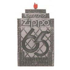J65-6 σήμα πέτου Zippo