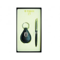 PK448 Parker Set keyring & Pen PAOK